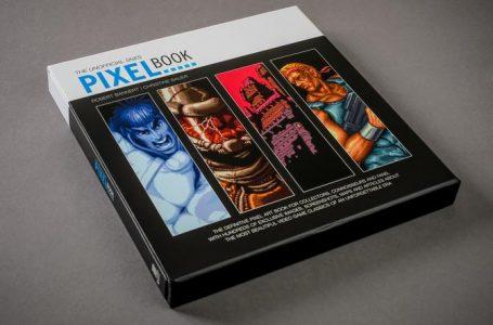 SNES Pixel Book para los amantes de lo retro