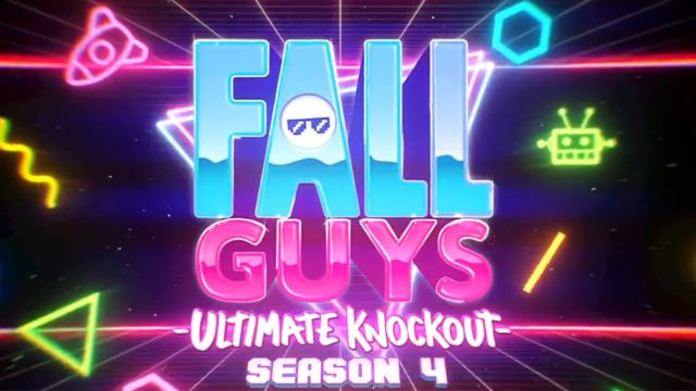 ¡Ya está aquí la Temporada 4 de Fall Guys: Ultimate Knockout!