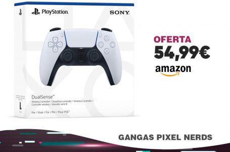 ¡Bajada de precio! PlayStation 5 – Mando inalámbrico DualSense por 54,99 €