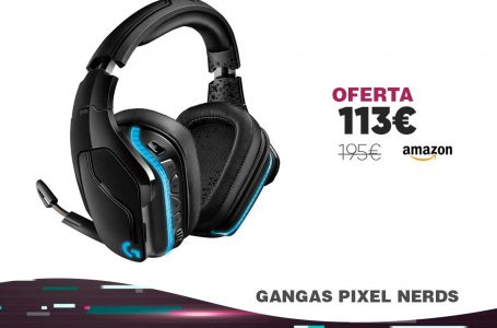 Logitech G935 Oferta FLASH