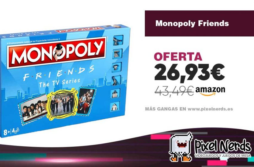 Monopoly de Friends